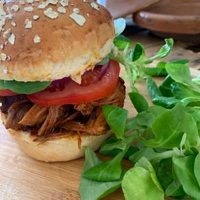 Pulled pork / Porc effiloché