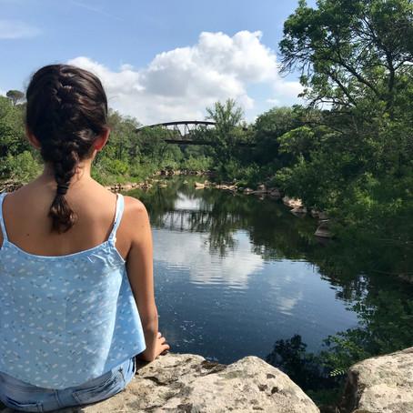 Balade à la Cascade de l'Aille à Vidauban