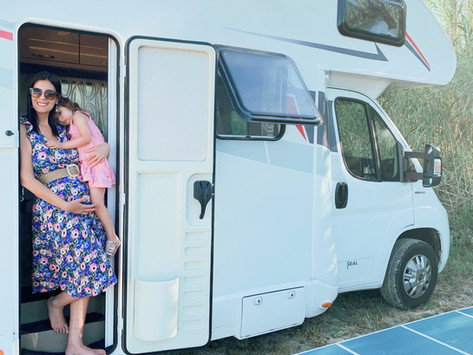 Un long week-end en camping-car