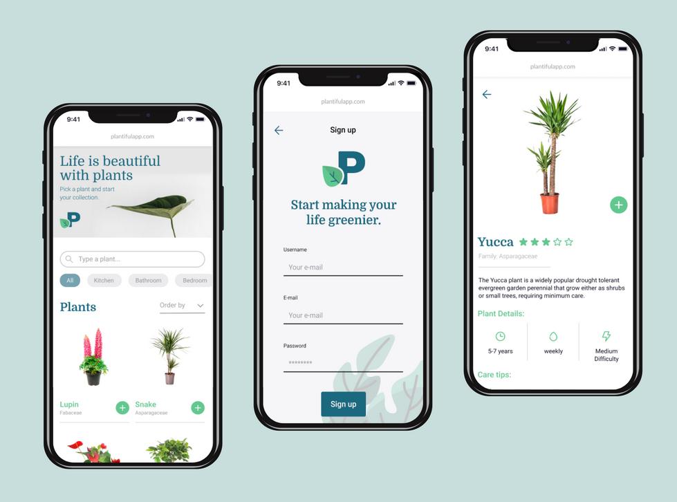 Plantiful App