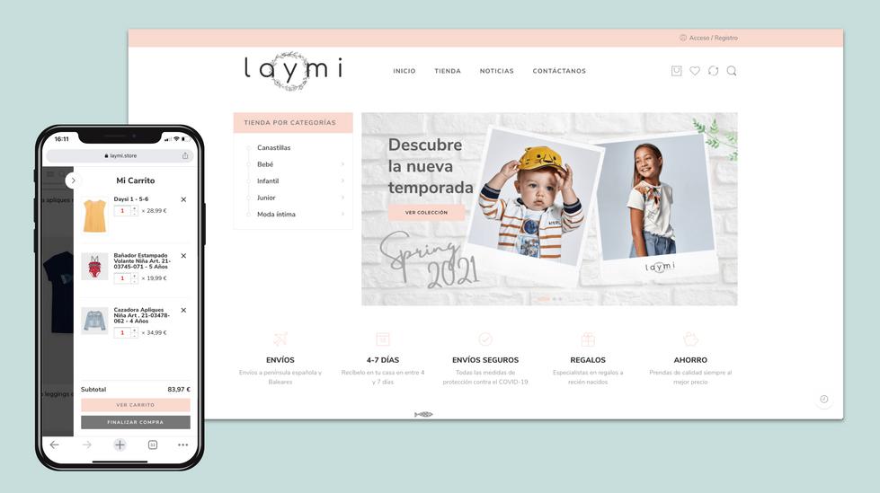 Laymi store
