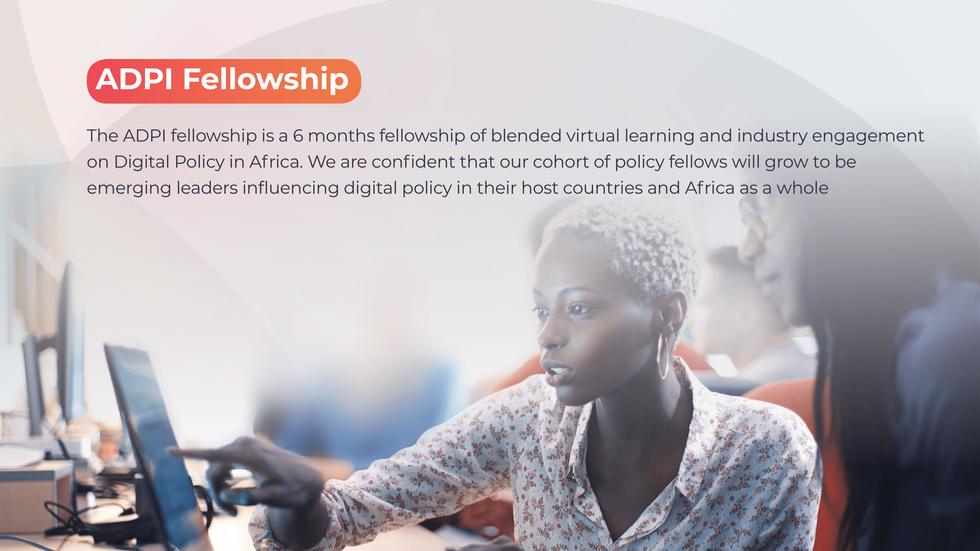 Africa Digital Policy Institute - Eligib