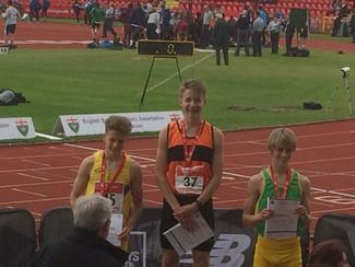 English Schools Athletics Championships Gateshead 2016 Report