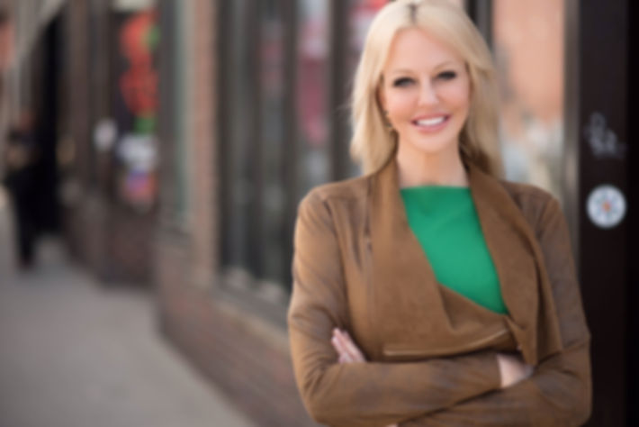 Sarah Hamilton, MPA social impact consultant smiling