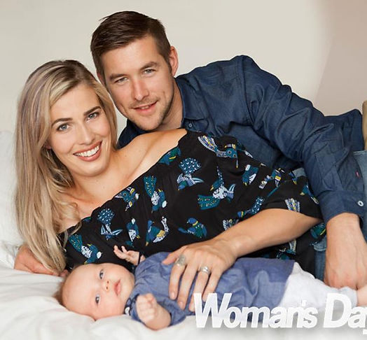 Quinn & Ben for NZ Woman's Day