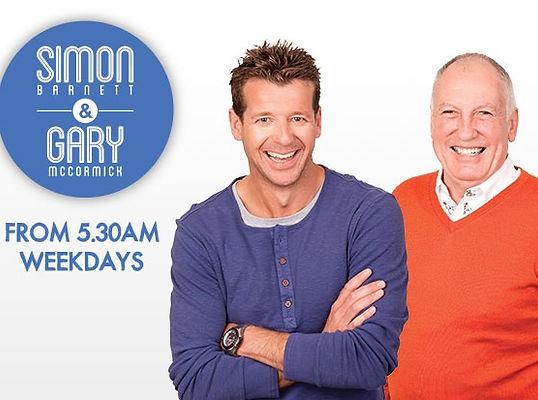 More Fm 'Simon & Gary'