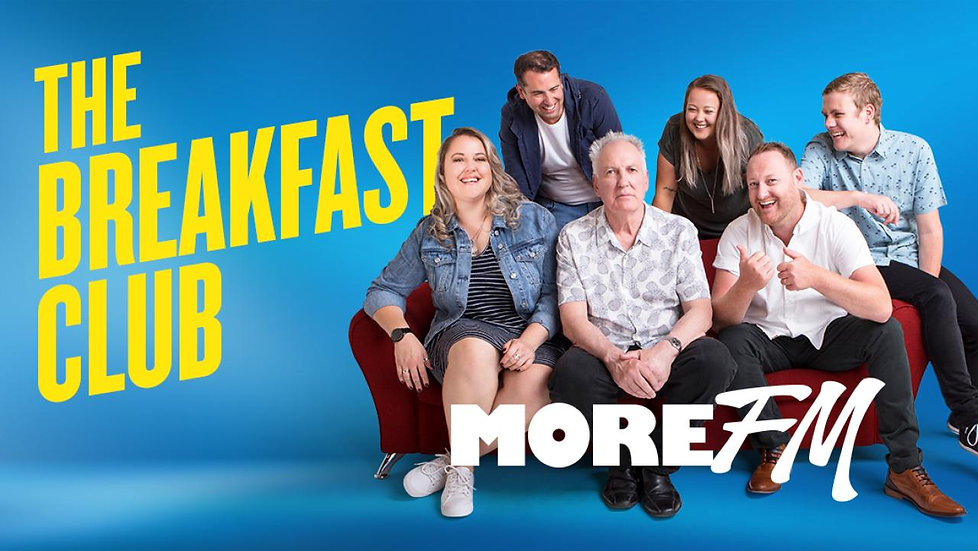 More FM Breakfast Club