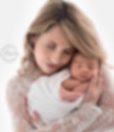 Newborn Session with Angela Eastwood