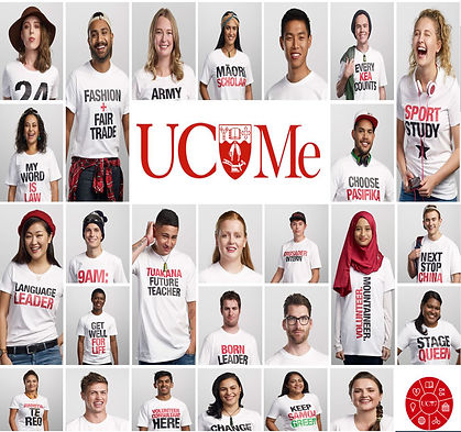 University of Canterbury 'UC Me' Campaign