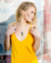 Polly for Marama Jewellery