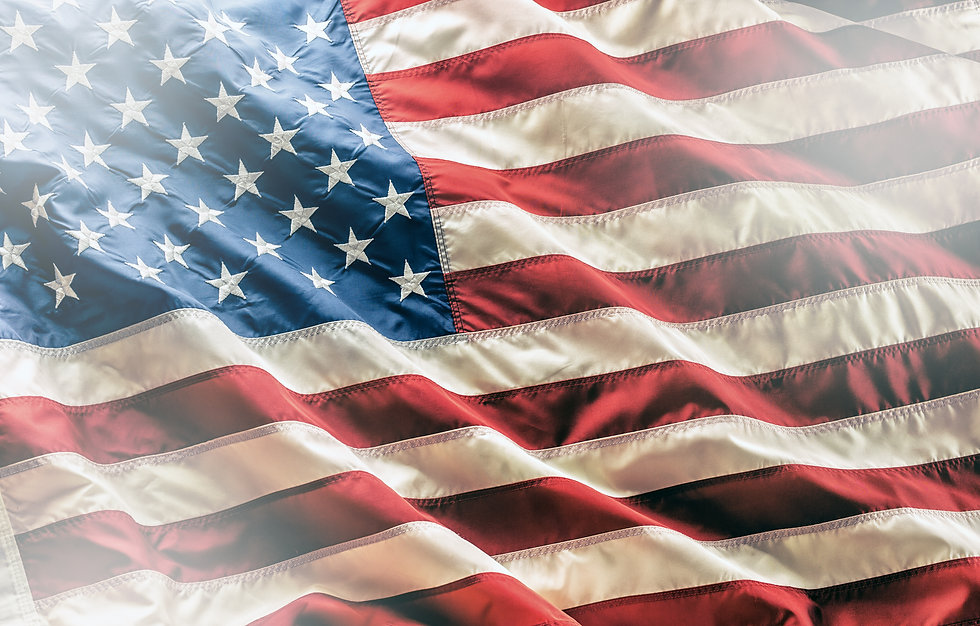 Close-up american flag,studio shot..jpg