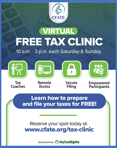 Free Tax Clinic Flyer.png