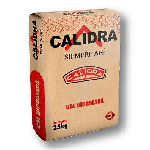 Cal Hidratada  25Kg