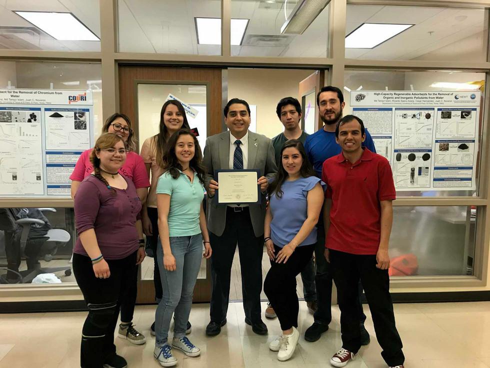 Research Award 2017