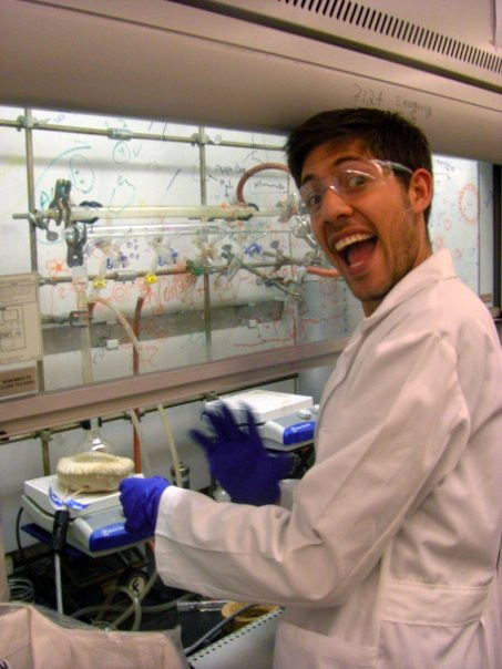 Ruben Casillas now Ph.D.