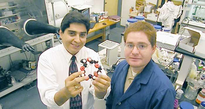 Gabriel Gonzalez, now Ph.D.