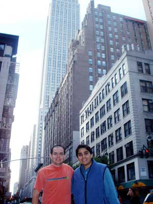 ACS New York City with Nazario