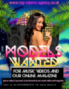 Sexy Models Wanted Today