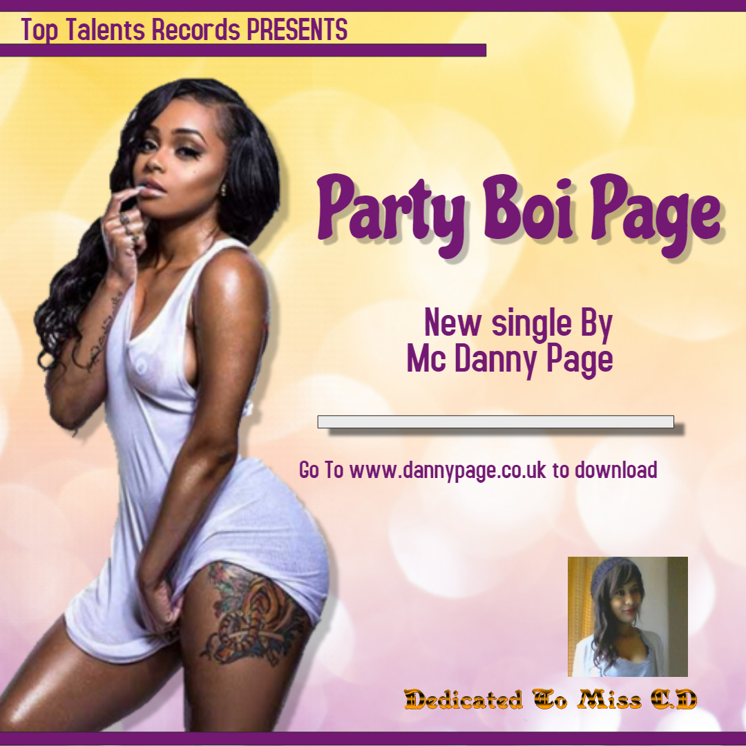 Party Boi Page
