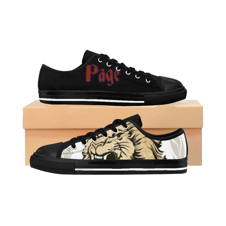Lion Sneakers