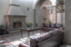 Hotel San Xavier Recepción