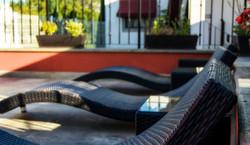 Terraza Hotel San Xavier