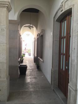 San Xavier Corredor