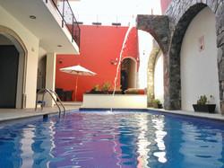 Hotel San Xavier Alberca