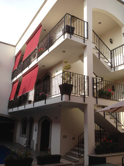 Hotel San Xavier Edificio