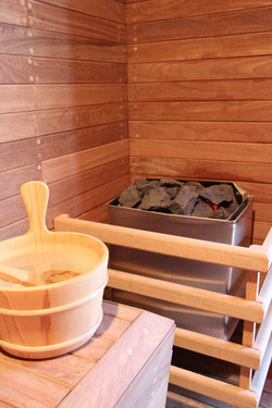 Sauna Hotel San Xavier