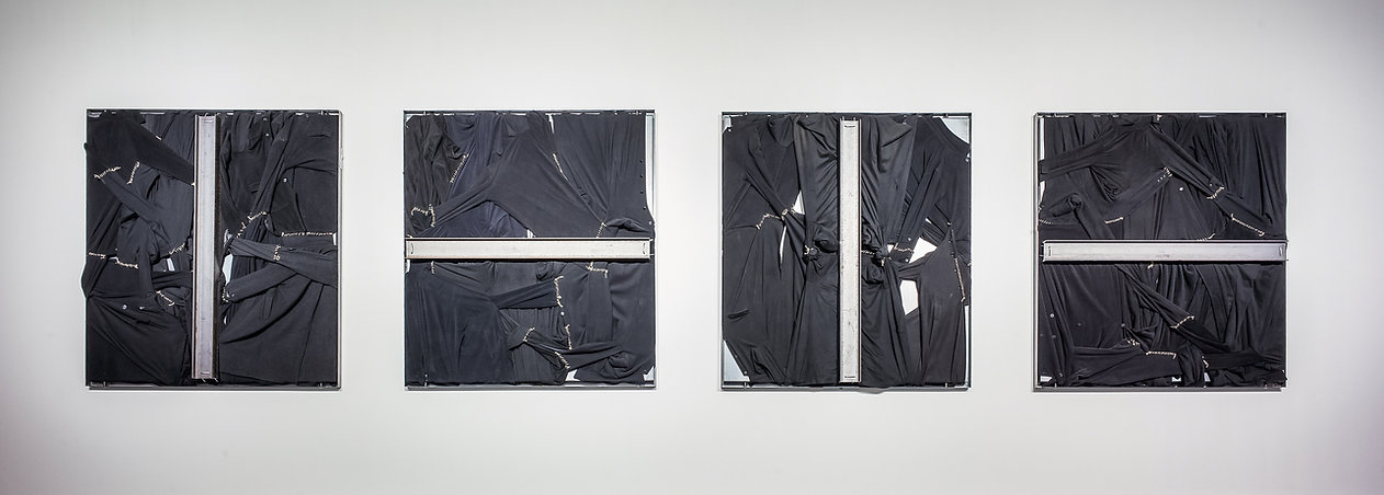 Jannis Kounellis_Untitled_Challenging Be