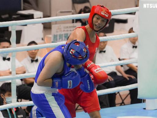 奧運國手加持 拳擊項目國體穿金戴銀再添兩獎牌