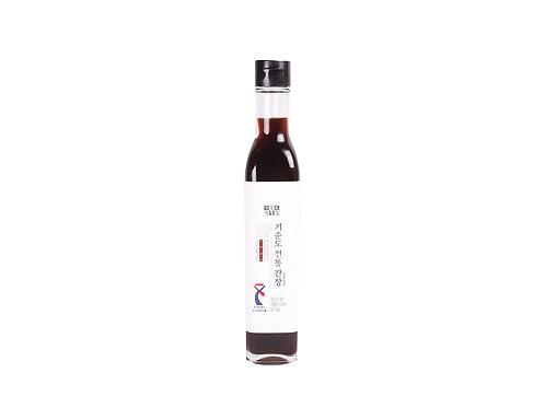 (5/BOX) Sauce Soja premium - 1 à 4 ans d'âge de Kisoondo 250 ml