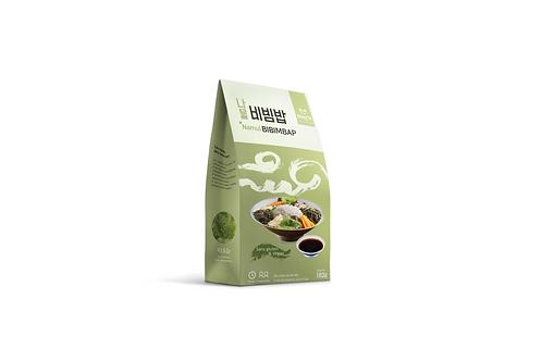 (10/BOX) Kit Namul Bibimbap avec Sauce Soja 202 g