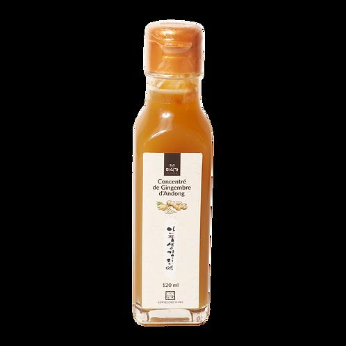 Concentré de gingembre d'Andong 120 ml