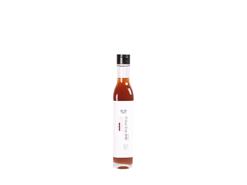 (5/Box) Sauce Soja premium - 1 an d'âge de Kisoondo 120 ml