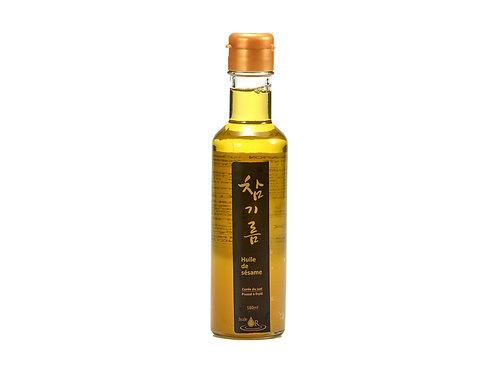 Huile de Sésame premium 100% naturel 180 ml
