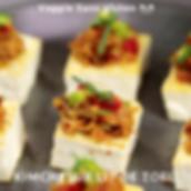 Kimchi sur lit de tofu.png