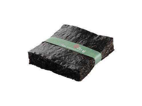 (5/BOX) 100 Feuille d'algue Nori nature pour Gimbap
