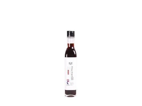 Sauce soja traditionnelle artisanale 1 à 4 ans d'âge 120 ml
