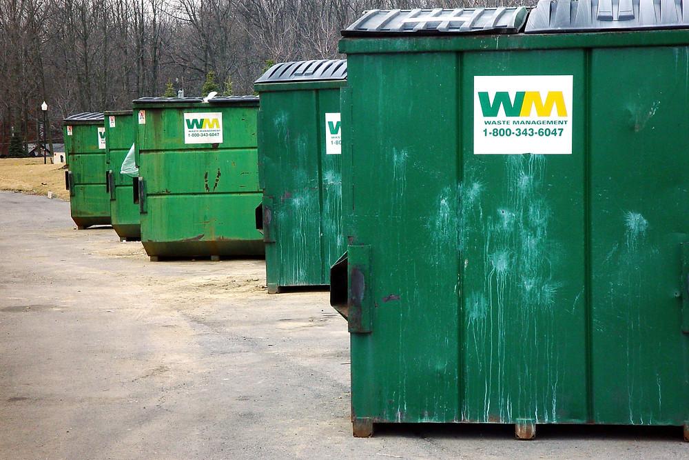 Dumpster diving for PHI