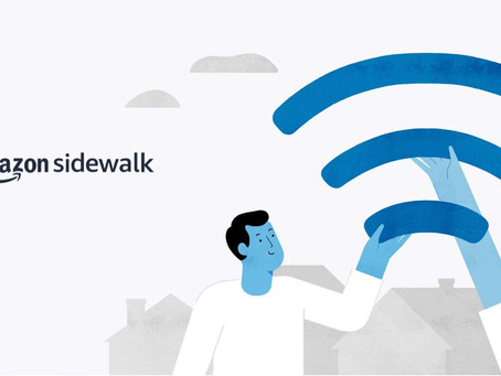 Amazon's New Sidewalk Technology: How It Works, And Why It Matters