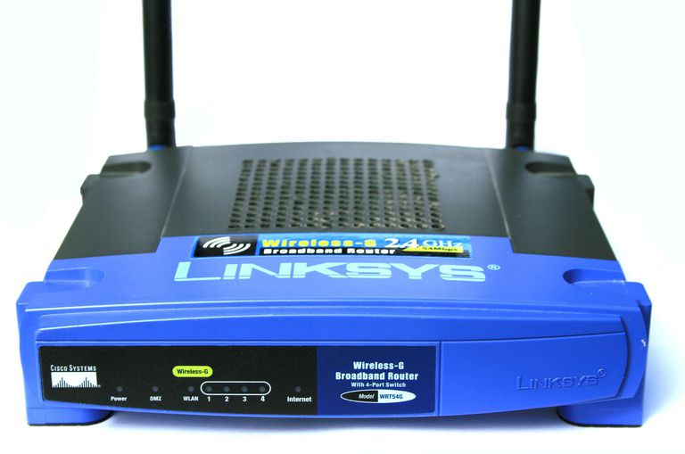 Upgrade your Linksys WRT-54g