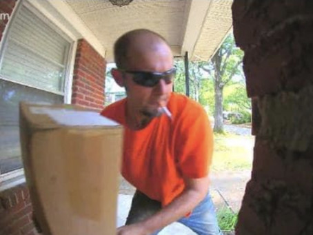 Tips to protect your packages from porch pirates