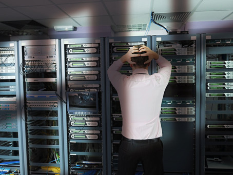 Why IT Professionals are terrified of ransomware