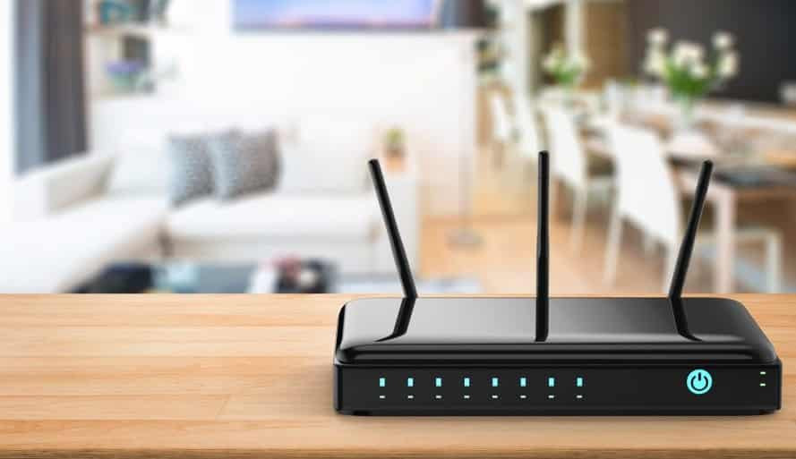 Properly place your router in your house