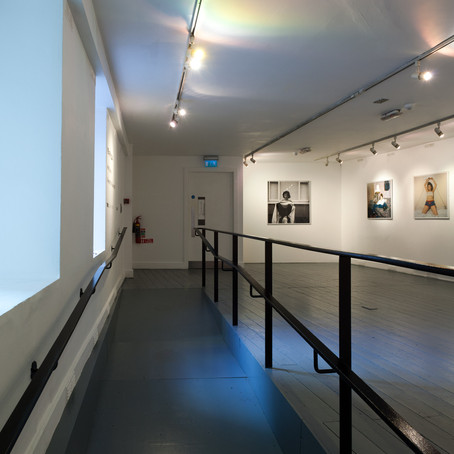 Aesthetic Distance at Triskel Arts Center, Cork: 6th December 2018 to 28th January 2019
