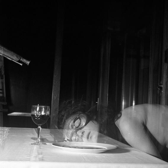 Kitchen Scene # 3, from series Domestique ©2013