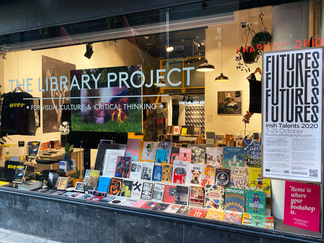 FUTURES Irish Talents 2020 at The Library Project, Dublin: 3rd to 25th October 2020