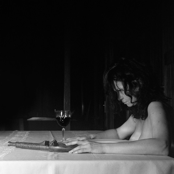 Kitchen Scene # 1, from series Domestique ©2013
